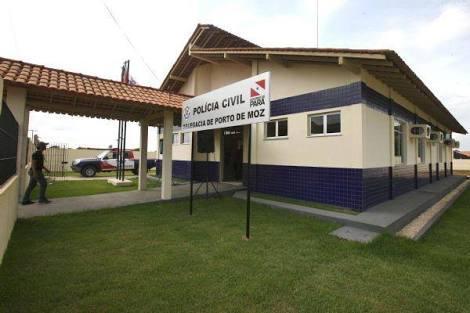 """Polícia Civil prende duas pessoas durante quinta fase da operação """"Rapina"""" em Porto de Moz"""