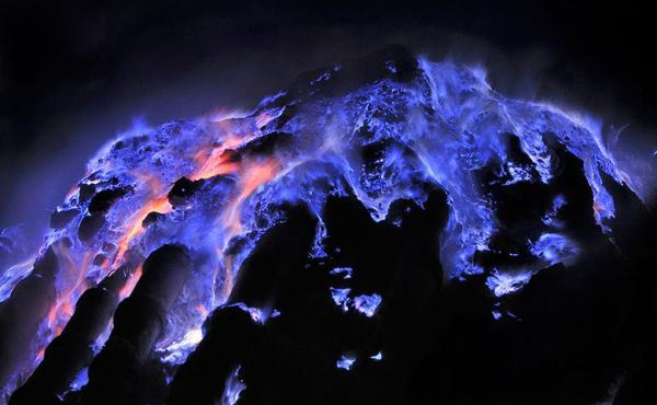Selain Blue Fire, Banyuwangi Punya wisata alam kece lo...!!!