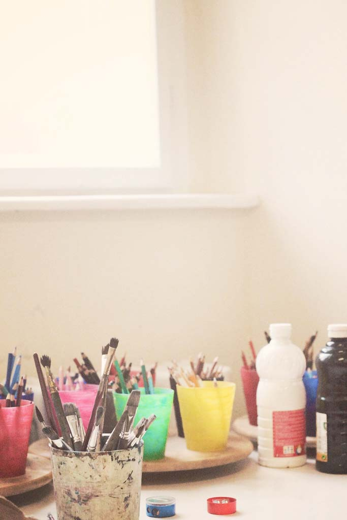 5 Tips to Using Art to Enhance Your Child's Life