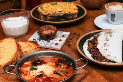 Gaia Art & Café traz novidades no café da manhã vegetariano