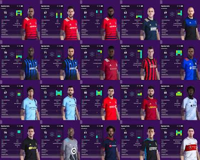 PES 2020 MLS Facepack V3 by I3ens