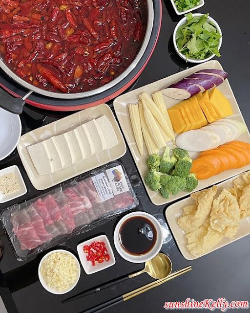 Lamb Go Mala Szechuan Hotpot Recipe, True Aussie Beef Up, True Aussie, Beef Up, Australian Lamb Shabu Shabu, Cooking Recipe, Food, Mala Hotpot