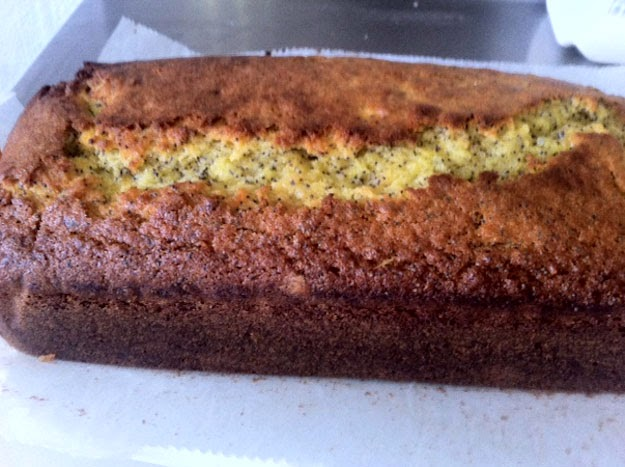Cake Recipes Using Loaf Tin: 3 Hungry Tummies: Orange And Poppyseed Loaf Cake