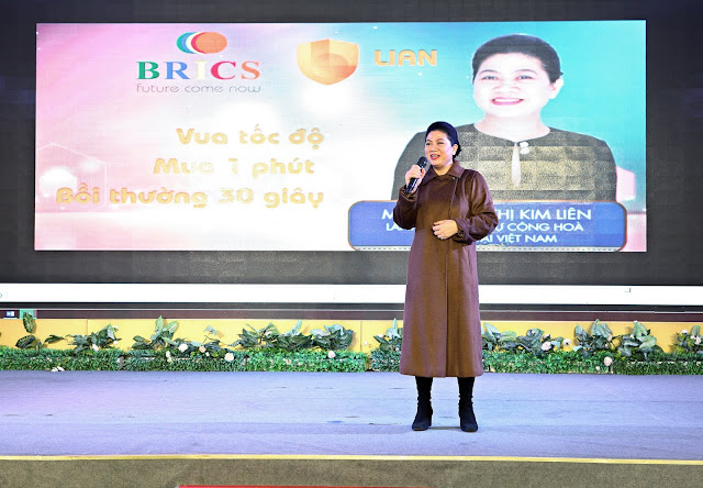 Road to Success - Bí quyết khởi nghiệp và thành công vượt trội tại BRICS VIỆT NAM