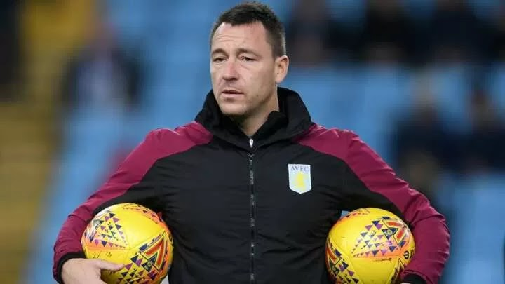 OFFICIAL: Terry steps down from Aston Villa assistant manager role