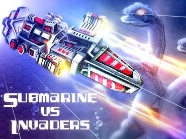 تحميل لعبة Submarine vs Invaders للكمبيوتر برابط مباشر مجانا