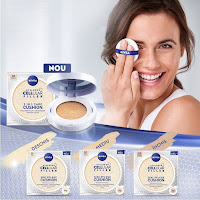 Castiga un set de creme Nivea Cushion 3 în 1 - concurs - cosmetice - premiu - castiga.net