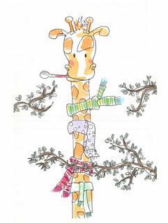 Cuento de la jirafa