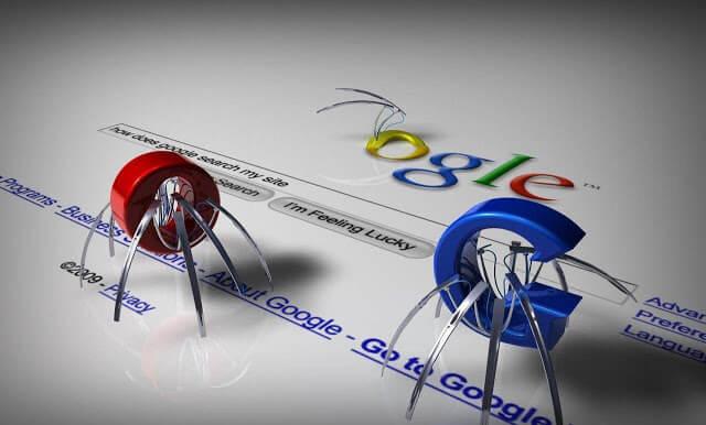 ما معنى الزحف و الفهرسة في محرك البحت جوجل   2021