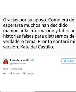 La Verdad de Kate del Castillo