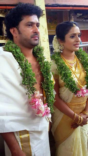 Actress Surabhi Lekshmi divorced her husband Vipin Sudhakar