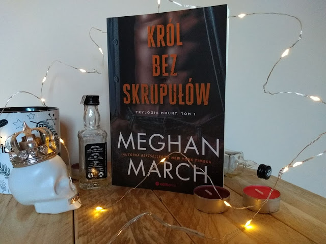 Król bez skrupułów- Meghan March
