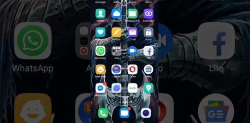 Seperti Ini Cara Mengunci Aplikasi Ponsel Vivo