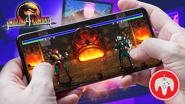 Mortal Kombat 4 Para Teléfonos Android (ROM N64)