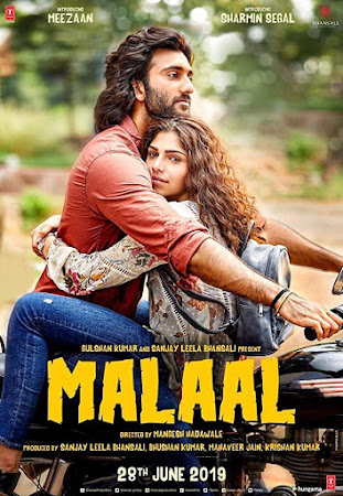Poster Of Hindi Movie Malaal 2019 Full HD Movie Free Download 720P Watch Online