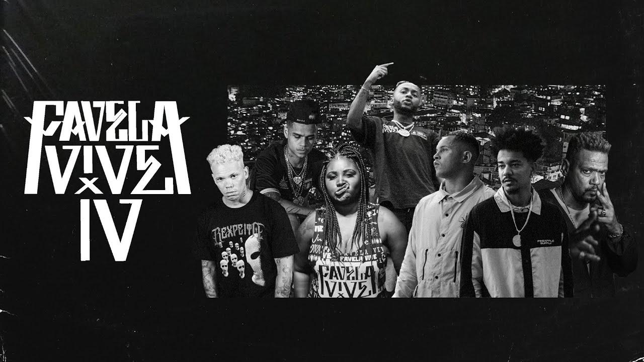 Favela Vive 4 - ADL, Mc Cabelinho, Kmila CDD, Orochi, Cesar MC, Edi Rock | Vídeo, Letra e Download mp3