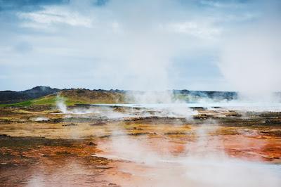 Cinq zones géothermiques à visiter en Islande