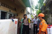 3 Pilar Kel. Duri Selatan Lakukan Penerapan dan Pengawasan Wilayah Mikro Lockdown