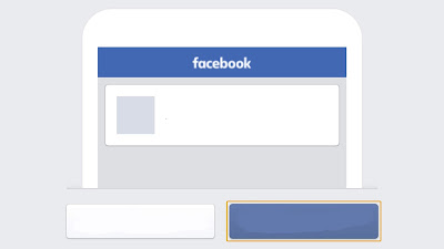 facebook sekali ketukan