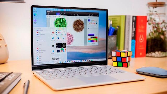 5. Surface Laptop Go