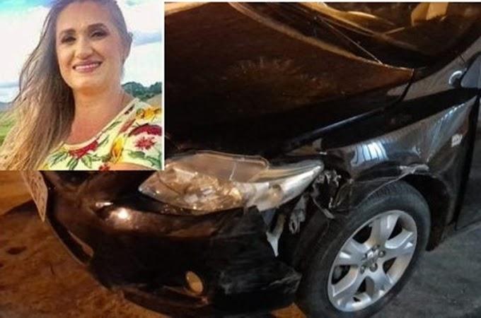 Secretário de Saúde de Santana do Ipanema é preso em flagrante depois de atropelar mulher e matar na BR-316