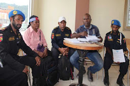 Petinggi Negara Federal Republik Papua Barat Surati Jokowi