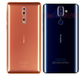 Nokia 9 and second generation Nokia 8(2018) coming soon
