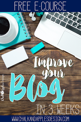 Improve your blog's SEO, social media presence, and post content with this free 3 week challenge!