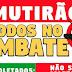 Bossoroca realizará mutirão de limpeza no Bairro Centro, quinta (30)