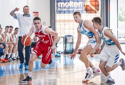 FIBA U16 Europe - Batın Tuna - Türkiye - Slovenya