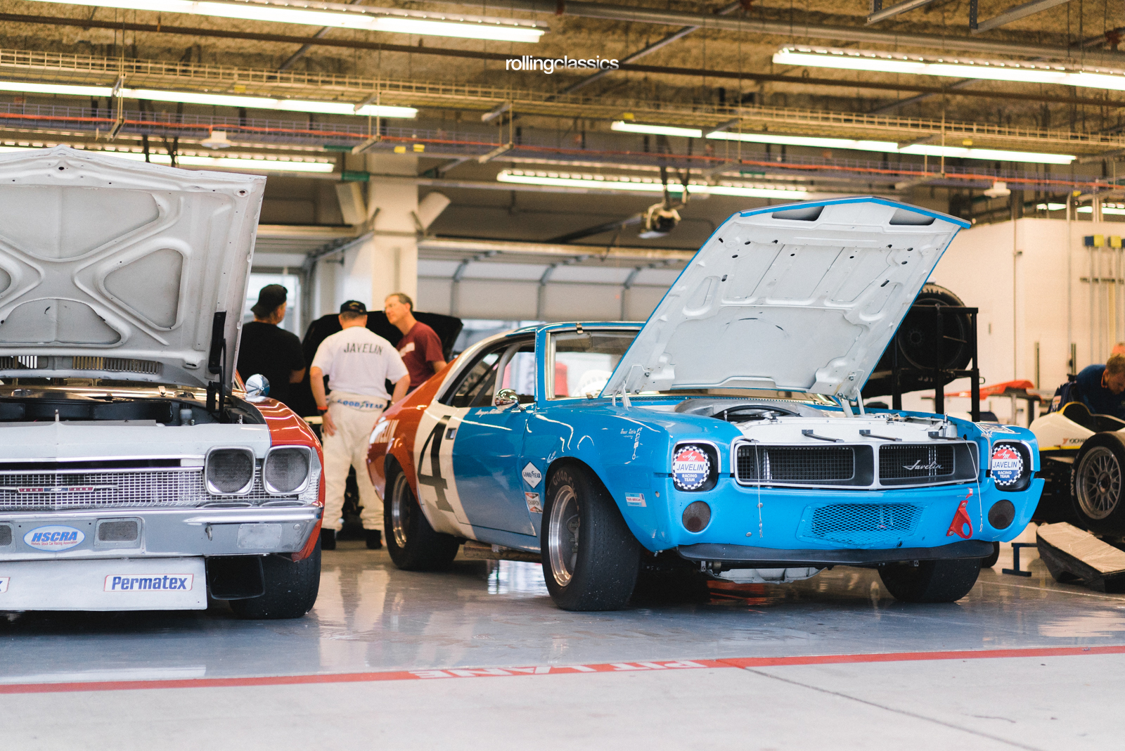 Rolling Classics: COTA Vintage Takeover