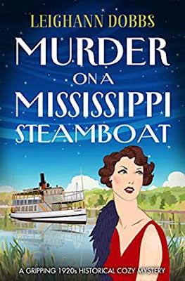 Murder on a Mississippi Steamboat Leighann Dobbs