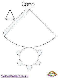 cuerpos geométricos para armar