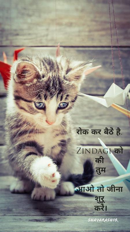 हिंदी शायरी Hindi Font- ShayarAshiq