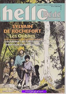 Hello-Bébé, numéro 11, 1991, Sylvain De Rochefort