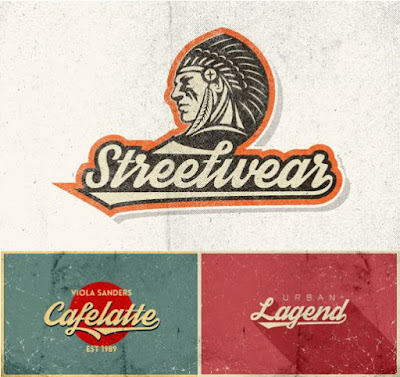 Download Font Untuk Desain Kaos, Logo, Branding (Streetwear) zotutorial