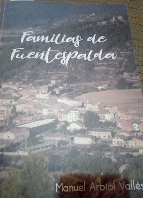 Familias de Fuentespalda, Manuel Arbiol Vallés