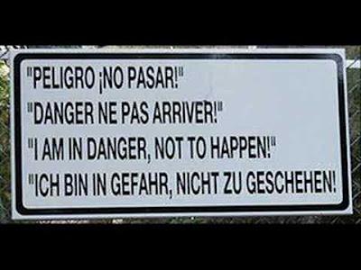 Roligt även på tyska.