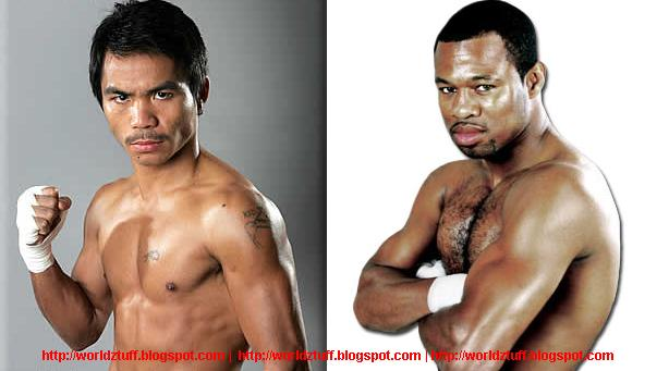 Manny Pacquiao Vs Shane Mosley: Who's the Winner?