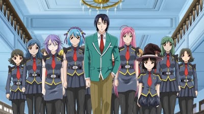 Rosario to Vampire BD Batch Subtitle Indonesia