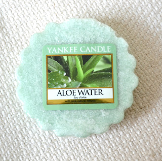 Yankee Candle Aloe Water