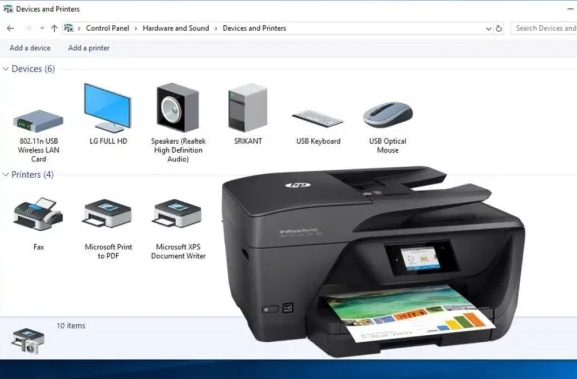 Fixed: Canon Printer Driver issue after windows 10 update