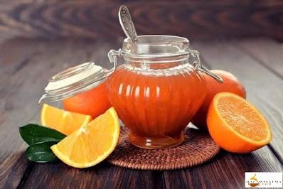 طريق تحضير مربى البرتقال