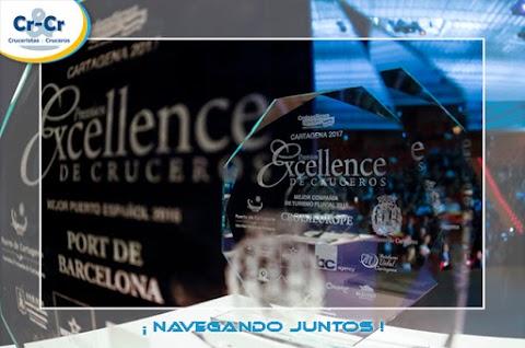 CARTAGENA ACOGERA LA GALA DE LA XI EDICION DE LOS PREMIOS EXCELLENCE DE CRUCEROS