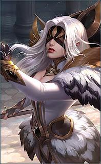 Pharsa Wings of Heaven Heroes Mage of Skins V3