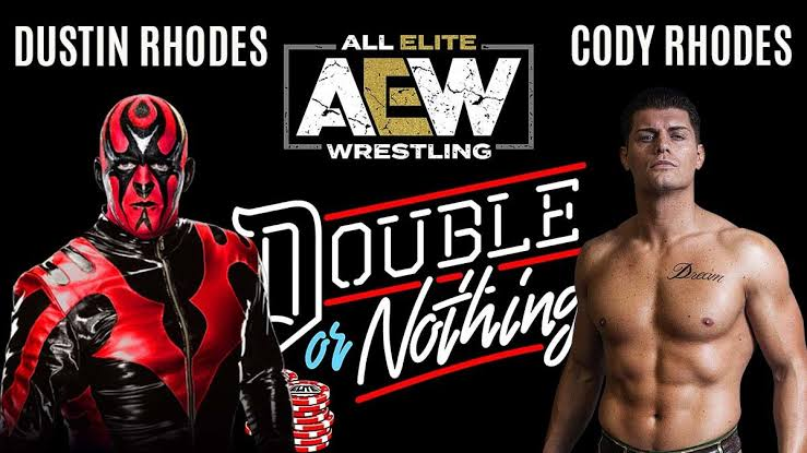 Cody vs. Dustin e a Luta do Ano