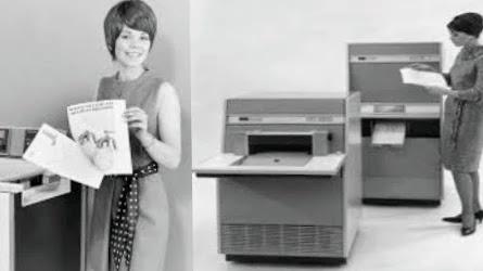 Type of Photocopier Machine