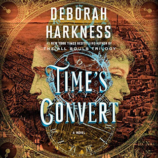 Audiobook of Time's Convert by Deborah Harkness
