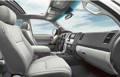2017 Toyota Sequoia Platinum Concept And Price