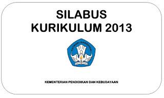Silabus Kurikulum 2013 Tematik Terpadu